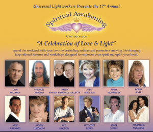 Lightworkers Conference